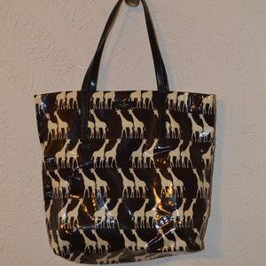 Kate Spade Giraffe Bon Shopper